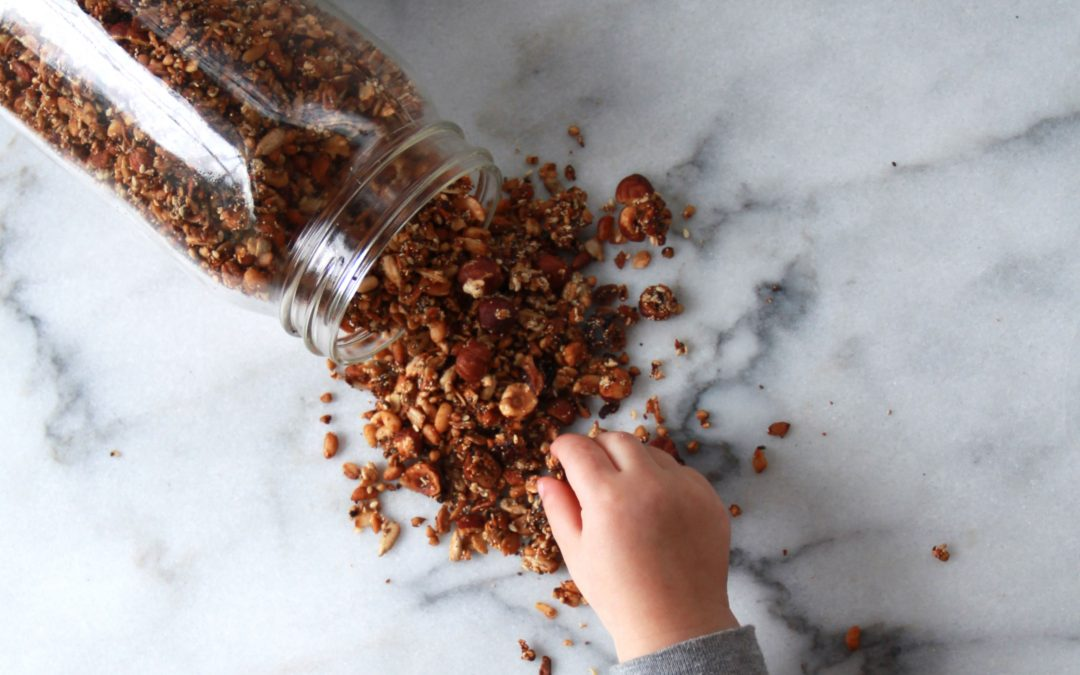 The Best Healthy Granola Recipe You've Ever Tried